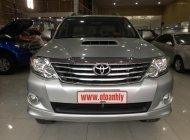 Cần bán xe Toyota Fortuner 2.5G 2014, màu bạc, giá chỉ 815 triệu giá 815 triệu tại Phú Thọ