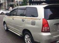 Cần bán lại xe Toyota Innova đời 2007, màu bạc như mới, giá tốt giá 330 triệu tại Hà Nội
