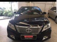 Bán Toyota Camry 2.0E 2012, màu đen giá 725 triệu tại Tp.HCM