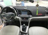 Bán Hyundai Elantra GLS 1.6MT màu trắng, số sàn, sản xuất 2017, biển Sài Gòn, đi 28000km giá 536 triệu tại Tp.HCM