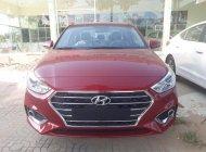 Cần bán xe Hyundai Accent bản MT 1.4 gia đình, đời 2018, màu đỏ, xe nhập tại Tây Ninh giá 470 triệu tại Tây Ninh