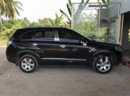 Bán Chevrolet Captiva đời 2010, màu đen xe gia đình giá 490 triệu tại Bến Tre