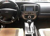 Bán gấp Ford Escape XLS 2.3L 4x2 AT 2009, màu đen, số tự động giá 385 triệu tại Hà Nội