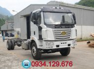 Bán xe tải Faw 7 tấn thùng 9.7 mét siêu dài - Thùng bạt, thùng kín giá 700 triệu tại Bình Dương
