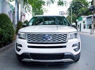 Bán Ford Explorer 2.3L Ecoboost Limited, Sx 2018, màu trắng, xe cực đẹp giá 2 tỷ 193 tr tại Hà Nội