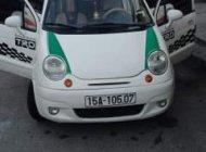 Cần bán gấp Daewoo Matiz đời 2007, màu trắng, giá 75tr giá 75 triệu tại Hải Dương