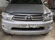 Bán Toyota Fortuner năm sản xuất 2010, màu bạc, giá tốt giá 630 triệu tại Tp.HCM