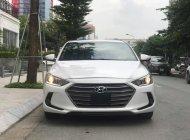 Cần bán xe Hyundai Elantra 1.6 AT năm 2017, màu trắng   giá 632 triệu tại Hà Nội