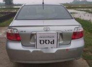 Cần bán gấp Toyota Vios 1.5E AT 2009, màu bạc, xe nhập số tự động giá 320 triệu tại Nghệ An