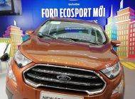 Bán xe Ford EcoSport đời 2018, màu nâu, giá tốt ở Ninh Bình, chỉ từ 120tr lăn bánh ngay, sẵn xe giao ngay giá 593 triệu tại Ninh Bình