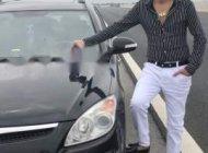 Cần bán gấp Hyundai i30 đời 2009, màu đen, nhập khẩu giá 375 triệu tại Hà Nội