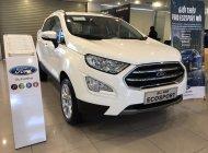 Cần bán Ford EcoSport 2018, màu trắng, KM sốc T1 - tặng 1 năm BHTV + Hỗ trợ lăn bánh, nhanh gọn giá 545 triệu tại Hưng Yên