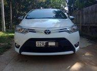 Bán Toyota Vios E tự động, đời 2018, màu trắng giá 552 triệu tại Quảng Nam