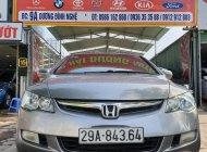 Cần bán xe Honda Civic sản xuất 2009, màu bạc giá 345 triệu tại Hà Nội