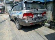 Bán ô tô Ssangyong Musso sản xuất năm 2004, màu bạc, nhập khẩu giá 115 triệu tại Tp.HCM