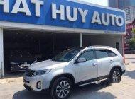 Bán ô tô Kia Sorento AT năm 2017, màu bạc, xe như mới giá 905 triệu tại Hà Nội