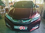 Cần bán xe Honda City 1.5CVT sx 2017, màu đỏ giá 545 triệu tại Hà Nội