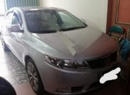 Bán Kia Forte EX 1.6MT sản xuất 2013, màu bạc xe gia đình, giá tốt giá 395 triệu tại Gia Lai