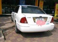 Cần bán lại xe Ford Laser đời 2003, màu trắng giá 158 triệu tại Tp.HCM