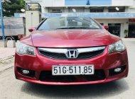 Chính chủ cần bán xe Honda Civic đời 2009, màu đỏ giá 430 triệu tại Tp.HCM