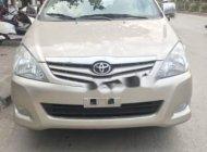 Bán xe Toyota Innova đời 2012, màu vàng, giá tốt giá 460 triệu tại Hà Nội