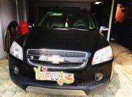 Cần bán lại xe Chevrolet Captiva 2008, màu đen, số sàn giá 295 triệu tại Tp.HCM