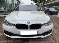 Bán BMW 3 Series 320i LCI năm 2016, màu trắng, nhập khẩu giá 1 tỷ 230 tr tại Hà Nội
