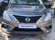 Bán xe Nissan Sunny XV-Q sản xuất năm 2018, màu nâu. Xe giao ngay, ngân hàng hỗ trợ  80 % giá 558 triệu tại Bình Dương