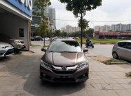 Bán ô tô Honda City 1.5 AT năm sản xuất 2017, màu nâu giá 555 triệu tại Hà Nội