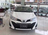 Cần bán Toyota Vios sản xuất năm 2018, màu trắng giá 531 triệu tại Tp.HCM