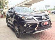 Bán Toyota Fortuner 2.7V 2017, máy xăng, số tự động 1 cầu, màu nâu, xe nhập giá 1 tỷ 240 tr tại Tp.HCM