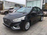 Cần bán xe Hyundai Accent sản xuất năm 2018, màu đen giá 470 triệu tại Hà Nội