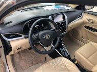 Cần bán xe Toyota Vios 2018, màu vàng giá 601 triệu tại Tp.HCM