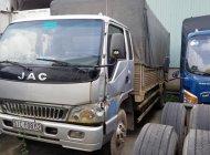 Thanh lý xe tải Jac 7 tấn, đời 2015, màu bạc giá 220 triệu tại Tp.HCM