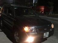 Cần bán Ford Escape năm 2002, màu đen, giá chỉ 155 triệu giá 155 triệu tại Hà Nội