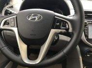 Bán Hyundai Accent MT năm sản xuất 2013, màu vàng cát giá 375 triệu tại BR-Vũng Tàu