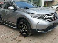Bán ô tô Honda CR V L đời 2017, màu xám, nhập khẩu nguyên chiếc giá 1 tỷ 200 tr tại Hà Nội