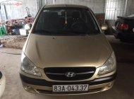 Cần bán Hyundai Getz 1.1 MT sản xuất 2009, màu vàng, nhập khẩu  giá 220 triệu tại Sóc Trăng