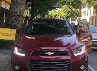 Chính chủ bán Chevrolet Captiva 2.4 AT đời 2017, màu đỏ giá 790 triệu tại Hà Nội