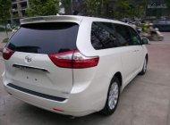 Cần bán Toyota Sienna năm 2015, màu trắng, xe nhập giá 2 tỷ 300 tr tại Đồng Nai