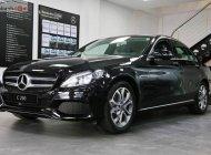 Bán xe Mercedes C200 năm sản xuất 2018, màu đen giá 1 tỷ 489 tr tại Hà Nội