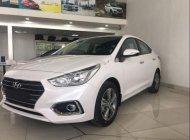 Hyundai Kinh Dương Vương bán Hyundai Accent 1.4 AT 2018, màu trắng, xe nhập giá 540 triệu tại Tp.HCM