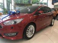Bán xe Ford Focus Sport 1.5 Ecoboost màu đỏ Ruby đời 2016 giá 675 triệu tại Tp.HCM