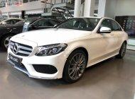 Bán ô tô Mercedes C300 AMG sản xuất 2018, màu trắng giá 1 tỷ 949 tr tại Hà Nội