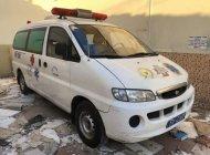 Bán xe cứu thương Hyundai Starex năm 2000, màu trắng, nhập khẩu giá 89 triệu tại Tp.HCM