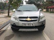 Bán Chevrolet Captiva LT 2.4 MT năm 2009, màu bạc số sàn  giá 310 triệu tại Hà Nội
