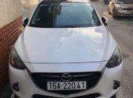 Cần bán xe Mazda 2 sản xuất năm 2015, màu trắng giá cạnh tranh giá 465 triệu tại Hải Phòng
