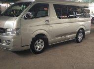 Cần bán xe Toyota Hiace Super Wagon 2.7 năm sản xuất 2006, màu bạc giá 245 triệu tại Tp.HCM