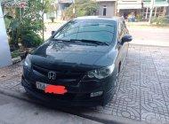 Cần bán gấp Honda Civic AT 2.0 i-vtec năm 2008, màu đen số tự động giá 365 triệu tại Quảng Ngãi
