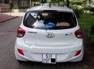 Bán Hyundai Grand i10 1.2 AT đời 2014, màu trắng, xe nhập số tự động, giá 350tr giá 350 triệu tại Tp.HCM